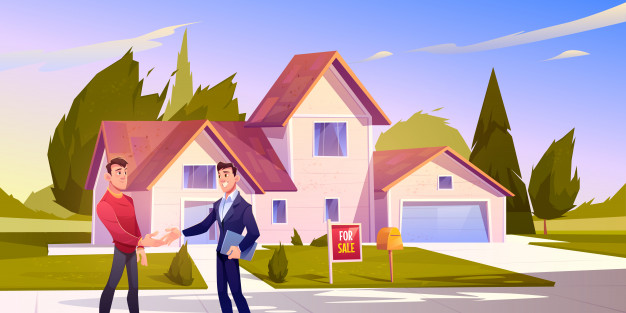 Get furnished homes with the help of a reliable real estate agent